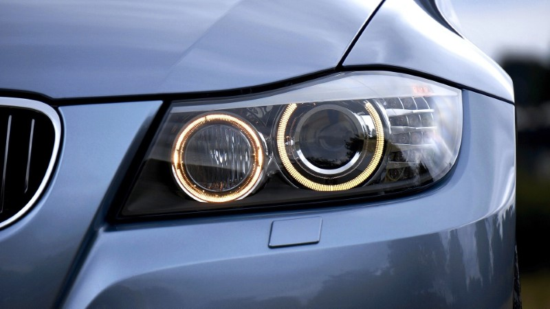 H4 LED avtomobilske luči